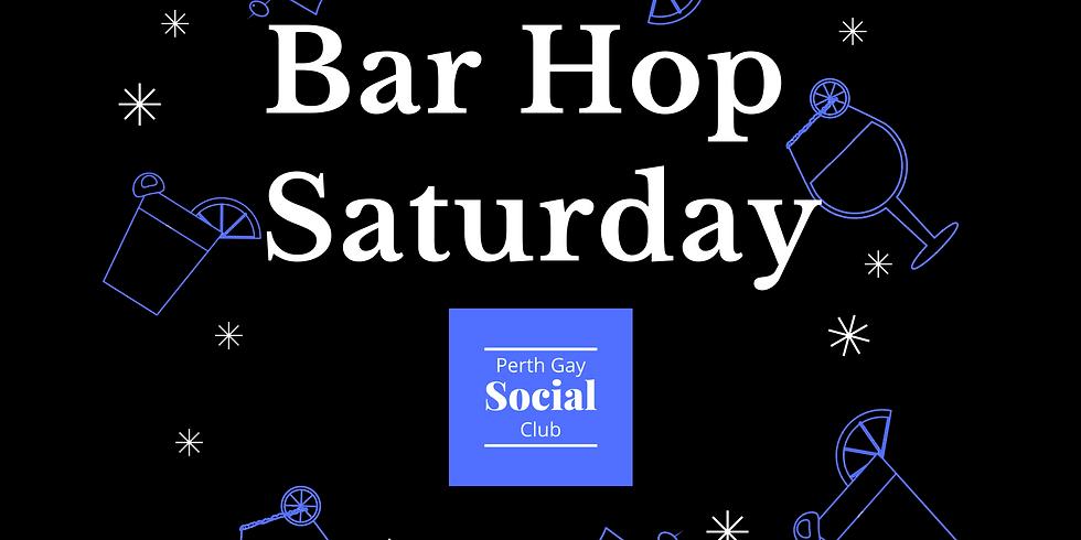 Bar Hop Saturday