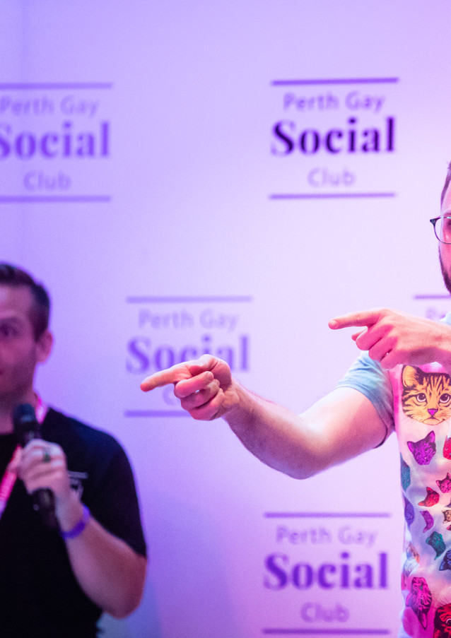 Perth Big Gay Games Night, FringeWorld 2021 (20)
