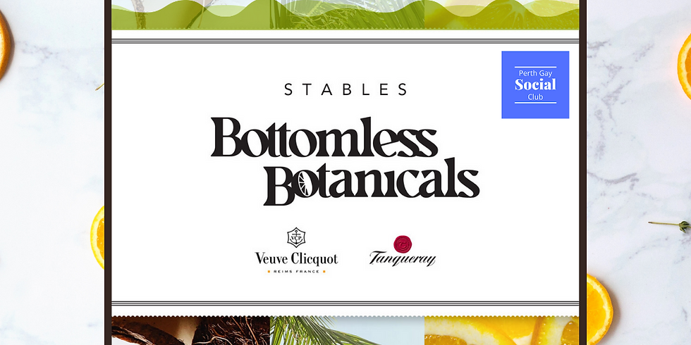 Bottomless Botanicals at The Stables