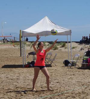 Retour à la compétition pour les jeunes du Volley Club