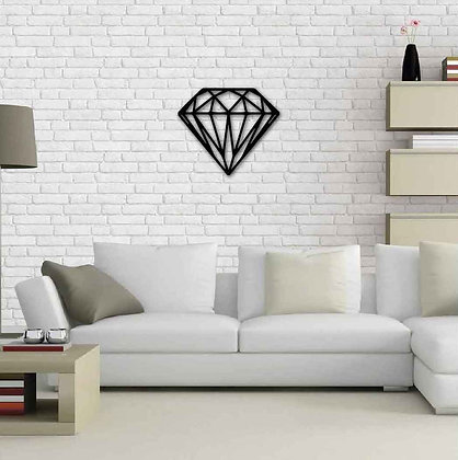 Diamond - Metal Dekorasyon
