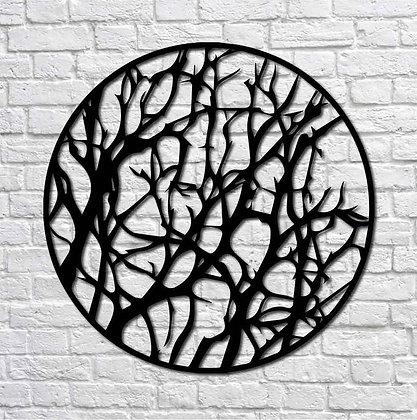 Forest Shade - Metal Dekorasyon