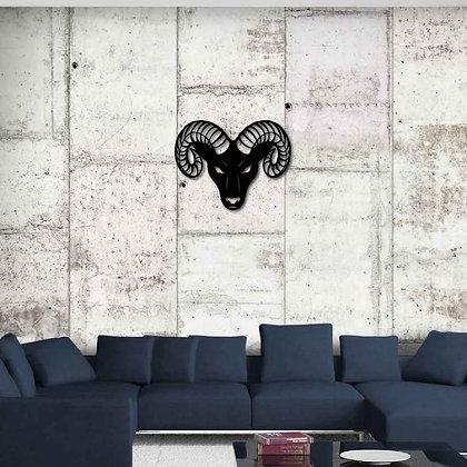Goat - Metal Dekorasyon
