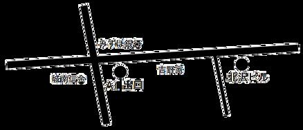 FPアソシエイツ&ファイナンシャルサービシズ株式会社 イラスト地図
