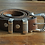 Thumbnail: Vintage Navajo Sterling Silver Ranger Set on Leather Belt