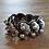 Thumbnail: Taxco Mexico MB 950 Silver Link Bracelet