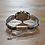 Thumbnail: Navajo Vintage Multi-Color Inlay Watch