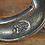 Thumbnail: Vintage Sterling Silver Ranger Set on Leather Belt