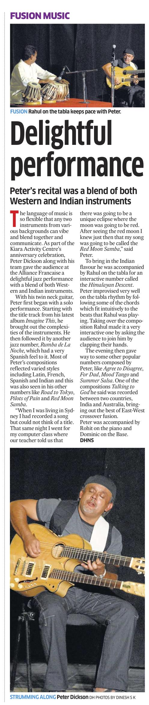 Deccan Herald - Metro Life