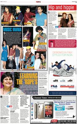Times of India, Chennai