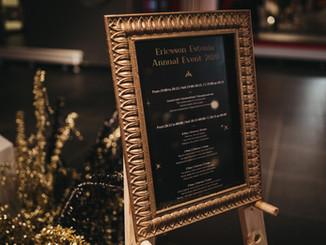 Ericsson Annual Gala Event 2020