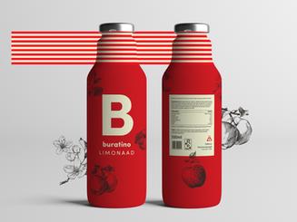 Package design concept BLT