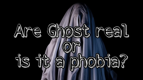 Are Ghost real or they are just in our Mind ? - Phasmophobia
