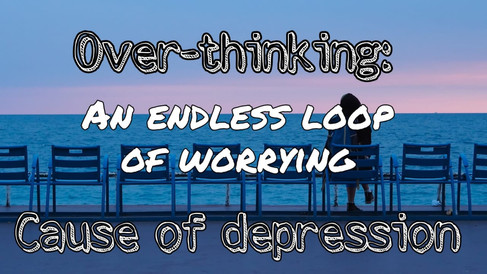 Over-thinking: A Teenage Problem