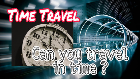Time travel: Time travellers as a idea for time travel movies