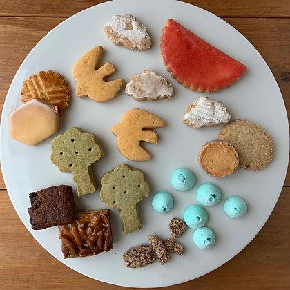 donner<ドネ>海と里山のクッキー缶 (大)
