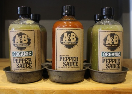 A&B Pepper Sauce