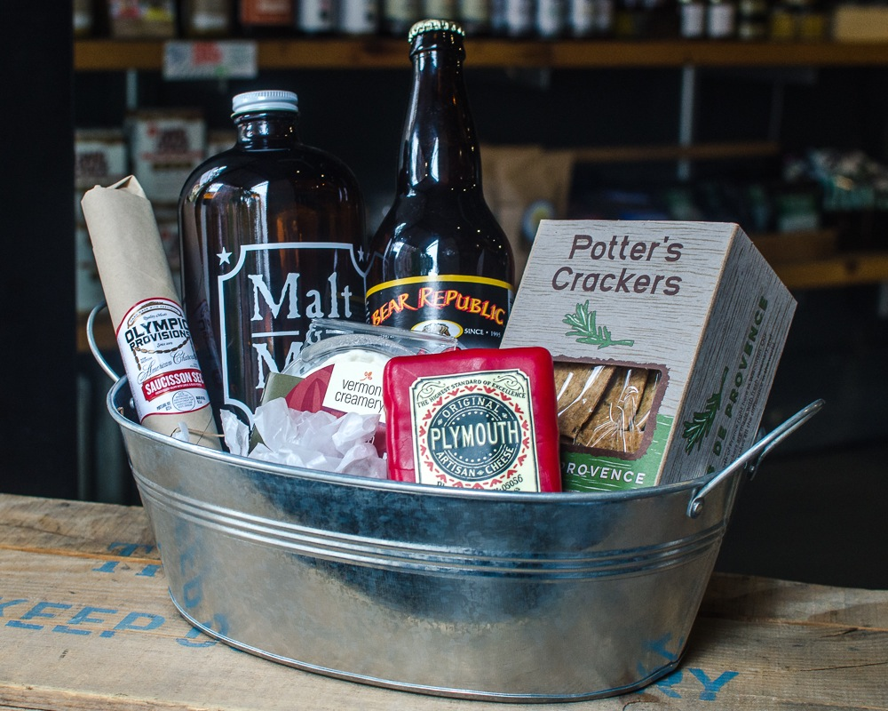 Beer & Cheese Lover -- $75