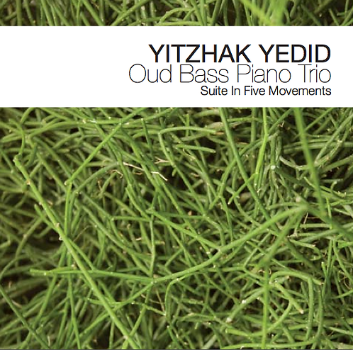 Yitzhak Yedid: Oud Bass Piano Trio