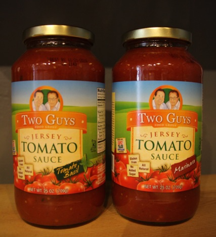 Two Guys Jersey Tomato Sauce