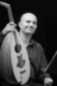 Oud player Mikael Maroun