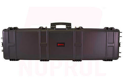 Nuprol Hard case XL - Mousse Pick 'n' Pluck - Black