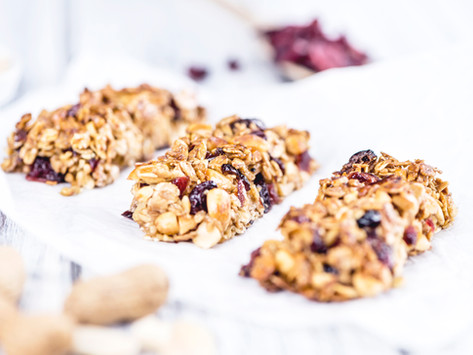 Gluten-Free Holiday Sides That Are Just Protein Bars We Brought in Our Purse