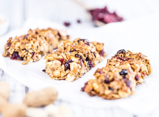Yummy Gluten-Free Energy Bars