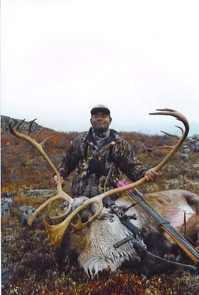 Central Canadian Barren Ground Caribou