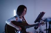 Guitarist-Elaine Khoo