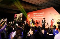 131219 Canon Singapore 40th Anniversary