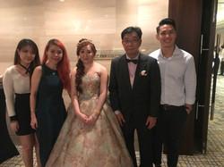 Ricky & Ellina Wedding-Aug 2018