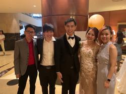 20191012 Wedding-Wei Long & Qin Lei