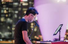 Ian on Keyboard
