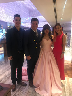 Perform for Stephanie & Lance at Grand H