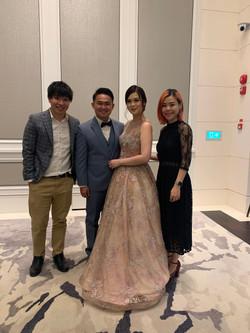 20190928 Wedding-Samson & Celine