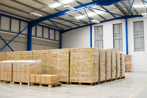 Oversize Pallets/Under 2,000 lbs.