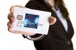 Businesswoman Showing Visa Credit Card.jpg