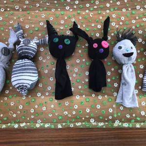 Fluppi und seine Monsterfamilie
