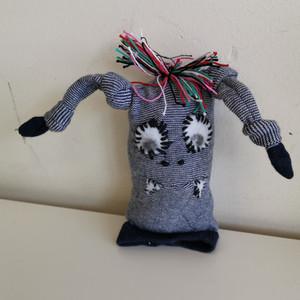 Das gefährliche Bunt-Haar-Monster