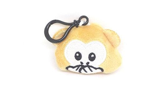Emoji Novelty Bright Keyring Gift (Style 7)