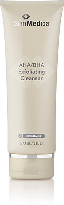 AHA/BHA nettoyant exfoliant SkinMedica