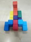 立體七巧板看圖像辨識