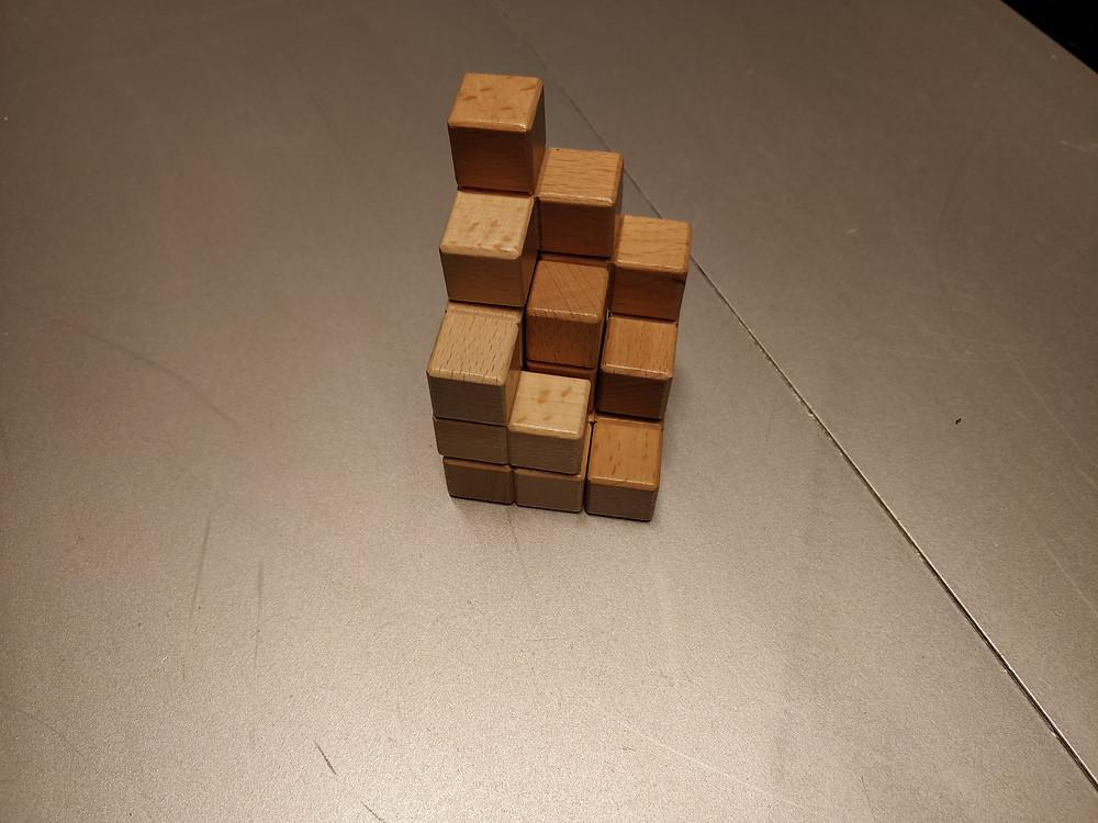 由立方體轉變而成
