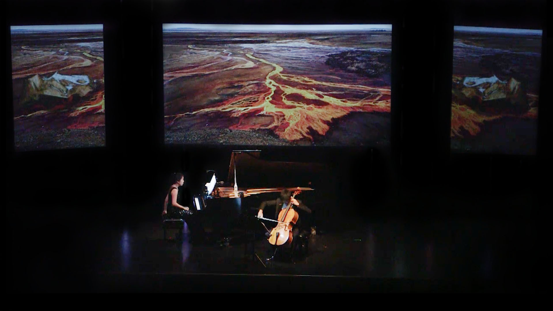 CHENG2 DUO AT THE NATIONAL ART GALLERY