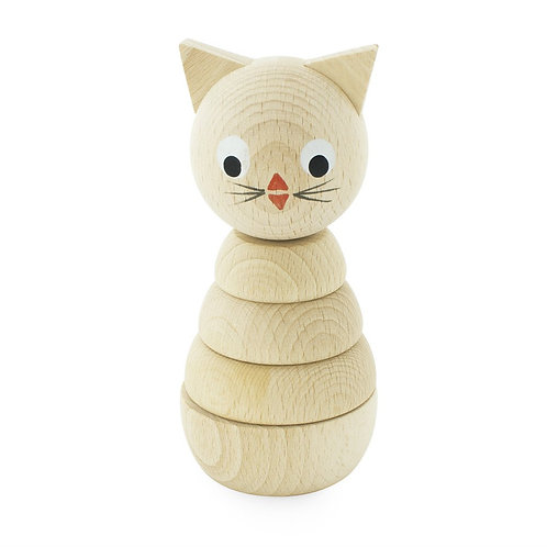 Stacking Puzzle -Kelsie Kitty