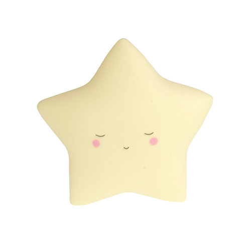 Little Dreams Star Light  -Yellow