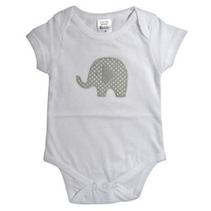 Spotty Elephant Bodysuit