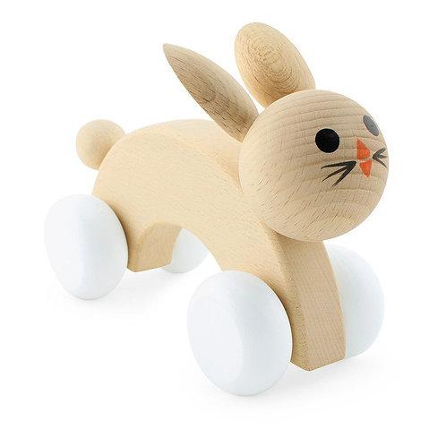 Push Along Ruby Rabbit