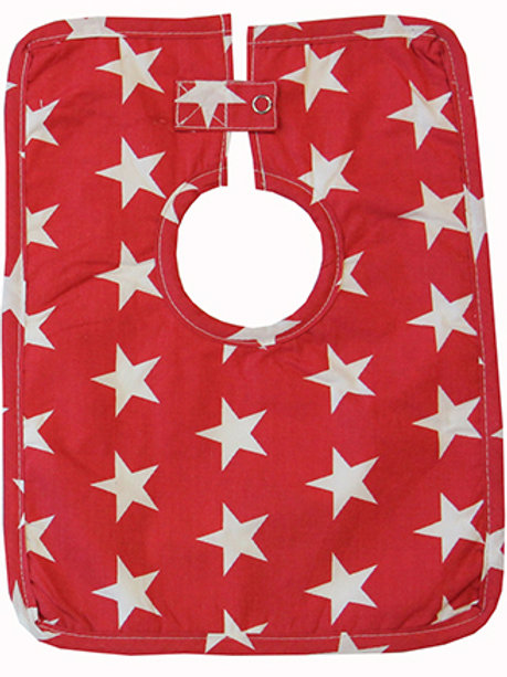 Star Bib - Red